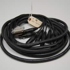Mogami 15ft DSUB-XLRF Mogami VW-1 Neutrik connectors