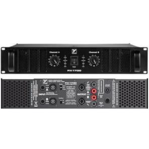 Yorkville PX1700 Class H 1700w Bridged Power Amplifier