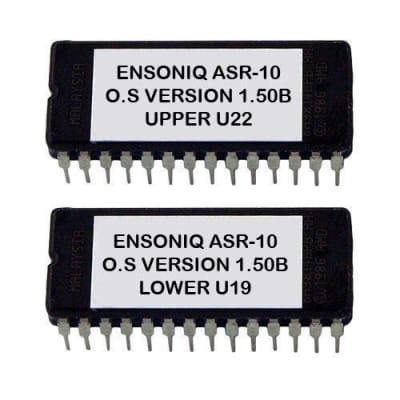 Ensoniq ASR-10 - Version 1.5B Firmware Upgrade Update EPROM for ASR10 Sampler