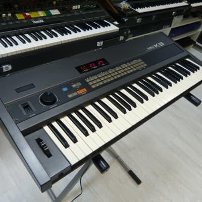 Kawai K3 hybrid polyphonic synthesizer with SSM2044 analog filters