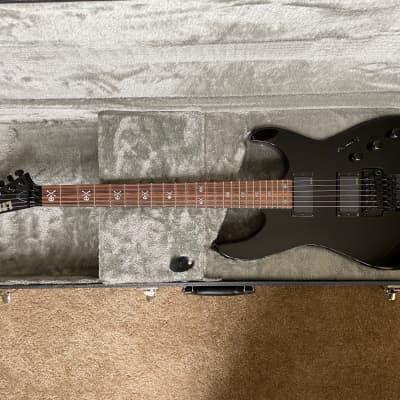 ESP LTD KH-602 Kirk Hammett Signature 2019 Black
