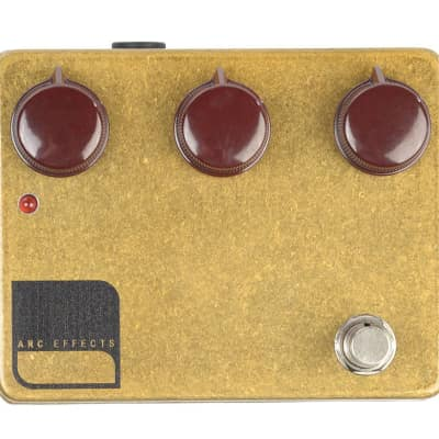 Arc Effects Klone V2 Overdrive Gold FREE U.S. EXPRESS SHIPPING image