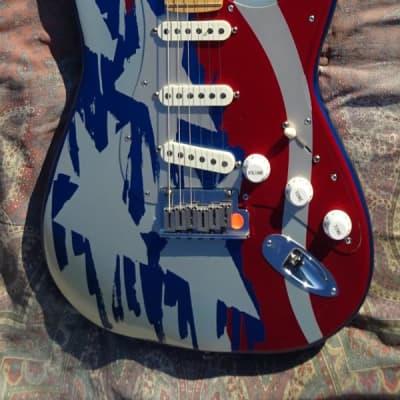 Fender Startocaster The Flag Aluminum Body 1994 for sale