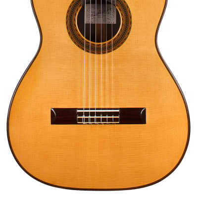 Manuel Velazquez 1990 Classical Guitar Spruce/CSA Rosewood for sale