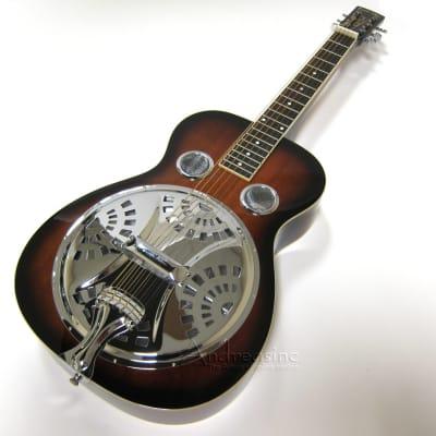 Gold Tone Paul Beard Squareneck Resonator w/ Deluxe Case