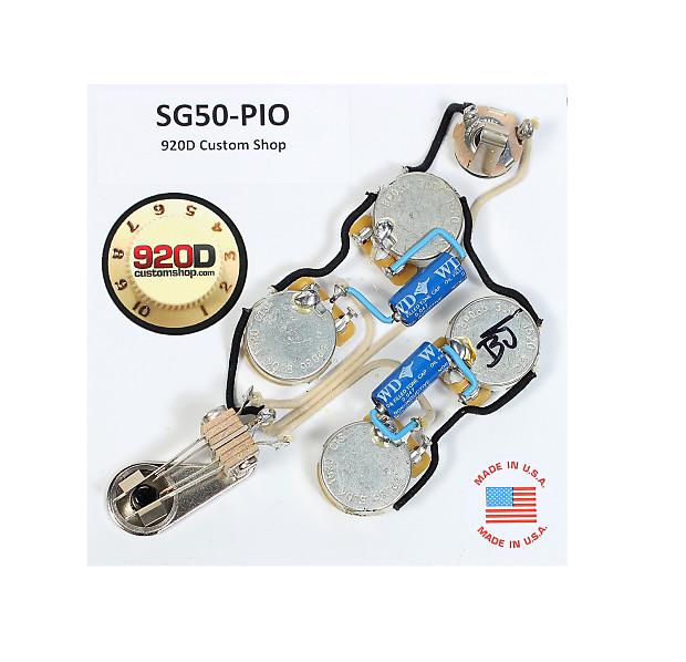920d Custom Sg50