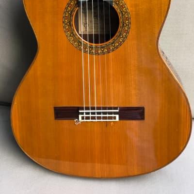 K YAIRI  CY118  Nylon String Guitar  1994 for sale