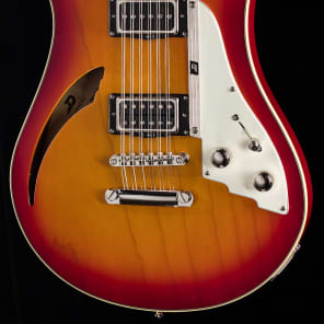 Duesenberg Double Cat 6/12 Fire Burst (235) for sale
