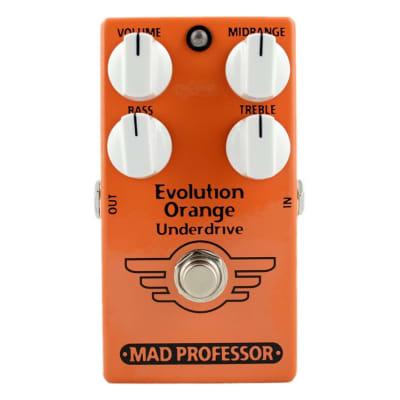 Mad Professor Evolution Orange 2015