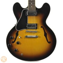 Gibson ES-335 Reissue Lefty 2007 Sunburst image