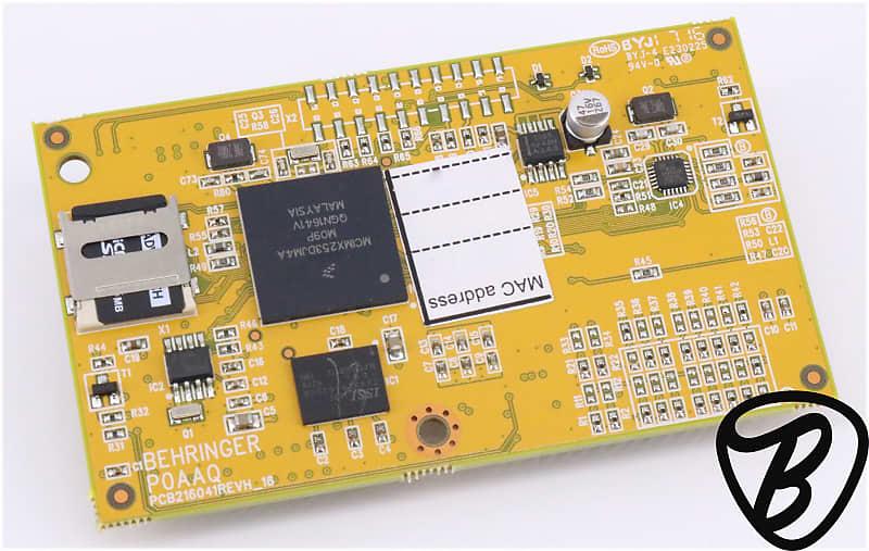 Behringer X32 MCU Processor PCB | British Audio
