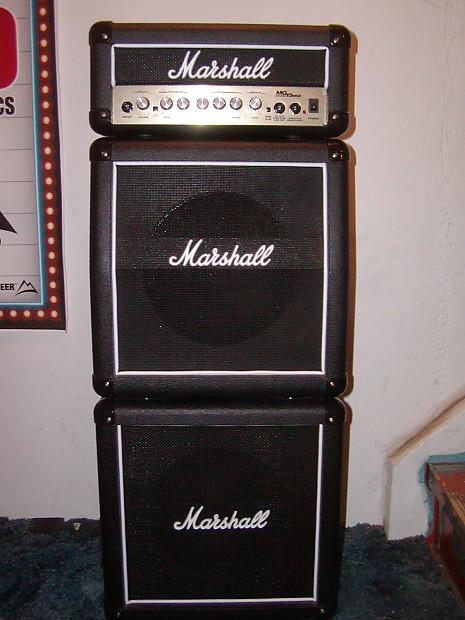 marshall mini stack guitar amp mg15msii reverb. Black Bedroom Furniture Sets. Home Design Ideas