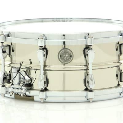 "Tama PBR146 Starphonic Series 6x14"" Brass Snare Drum"