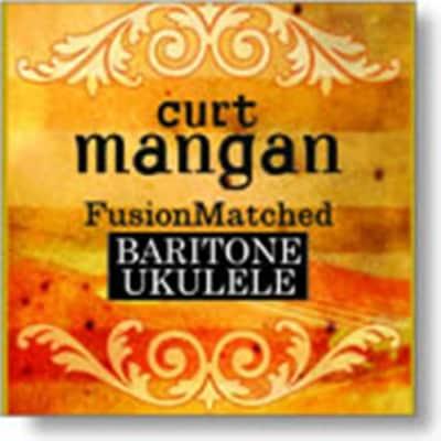 Curt Mangan Ukelele Strings-Baritone-Fusion Matched - Free  USA Shipping