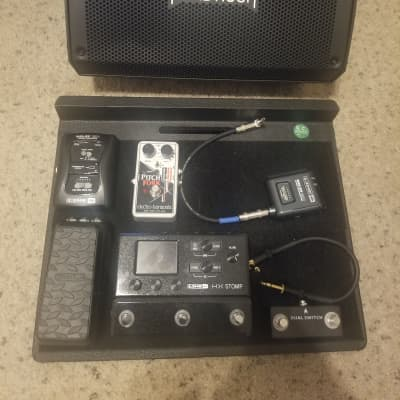 Line 6 HX STOMP/Headrush 108/Line 6 G30 /EHX Pitchfork Plus More!!!