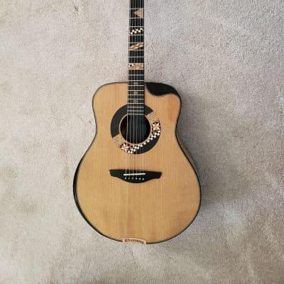 Riversong Massapiece 2 Acoustic Guitar 2019 Natural for sale