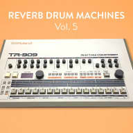 Reverb Roland TR-909 Sample Pack