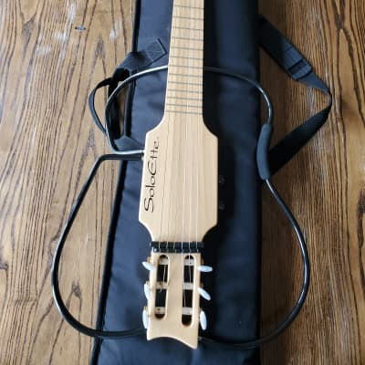 Wright  Solo Ette Classical Travel Guitar for sale