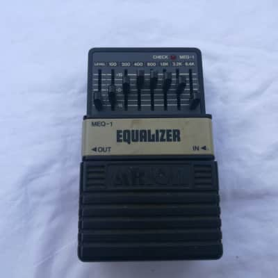 Arion MEQ-1 GRAPHIC EQUALIZER for sale