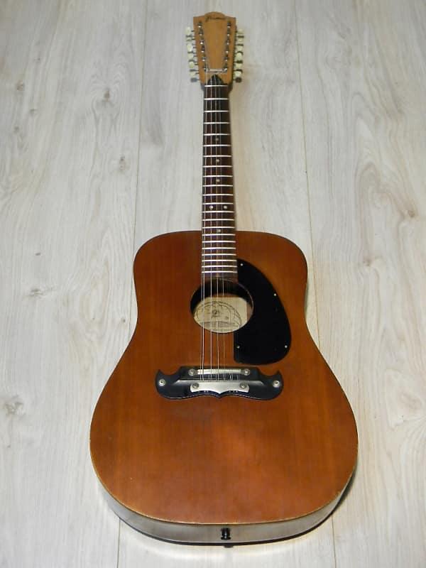 vintage FRAMUS DIX 12 12string GITARRE dreadnought guitar Germany 1970` Player image