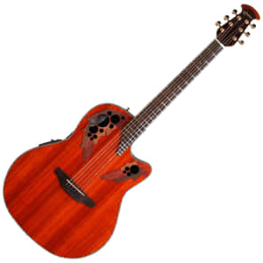 Ovation Celebrity Elite Plus CE44P-PD Natural