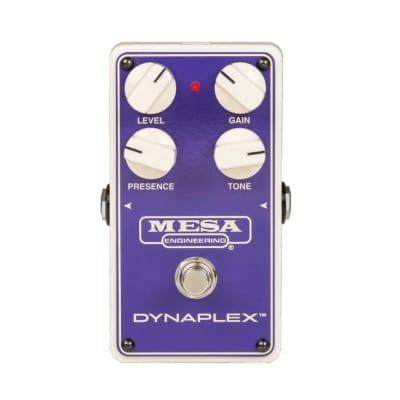 Mesa Boogie Dynaplex Overdrive Pedal for sale