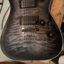 ESP E-II Horizon NT-II 2016 - 2021 See Thru Black Sunburst