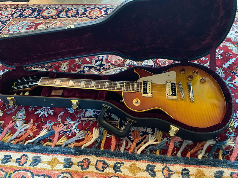 2000 gibson les paul r9 jimmy page wiring reverb. Black Bedroom Furniture Sets. Home Design Ideas