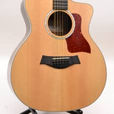 Taylor 254ce Deluxe Grand Auditorium 12 String Acoustic Electric Guitar