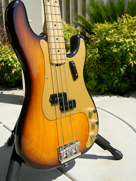 sadowsky nyc 4 string precision bass with jazz neck reverb. Black Bedroom Furniture Sets. Home Design Ideas