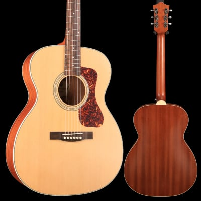 Guild Westerly Collection OM-240E Natural S/N G21810961 4lbs 2.1oz for sale