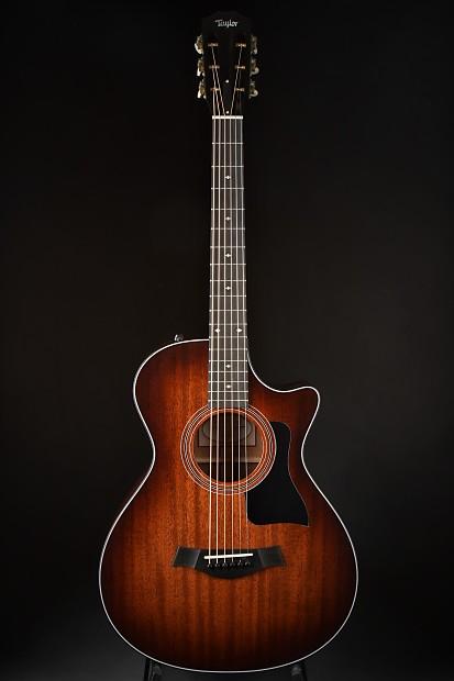 taylor 322ce 12 fret seb eddie s guitars reverb