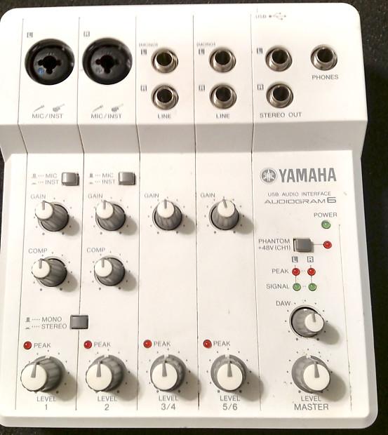 YAMAHA AUDIOGRAM 6 WINDOWS 8.1 DRIVERS DOWNLOAD