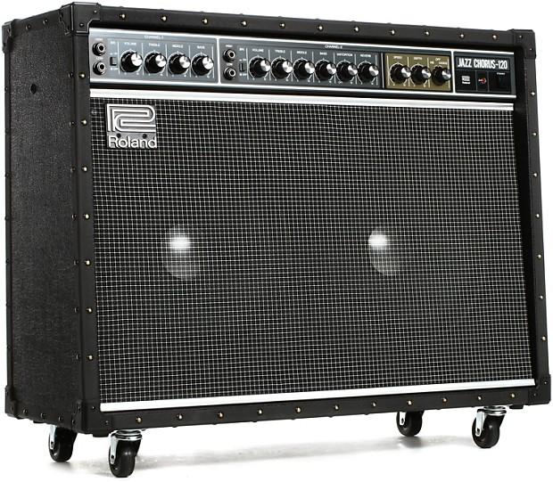 roland jc 120 jazz chorus 120 watt 2x12 stereo combo reverb. Black Bedroom Furniture Sets. Home Design Ideas
