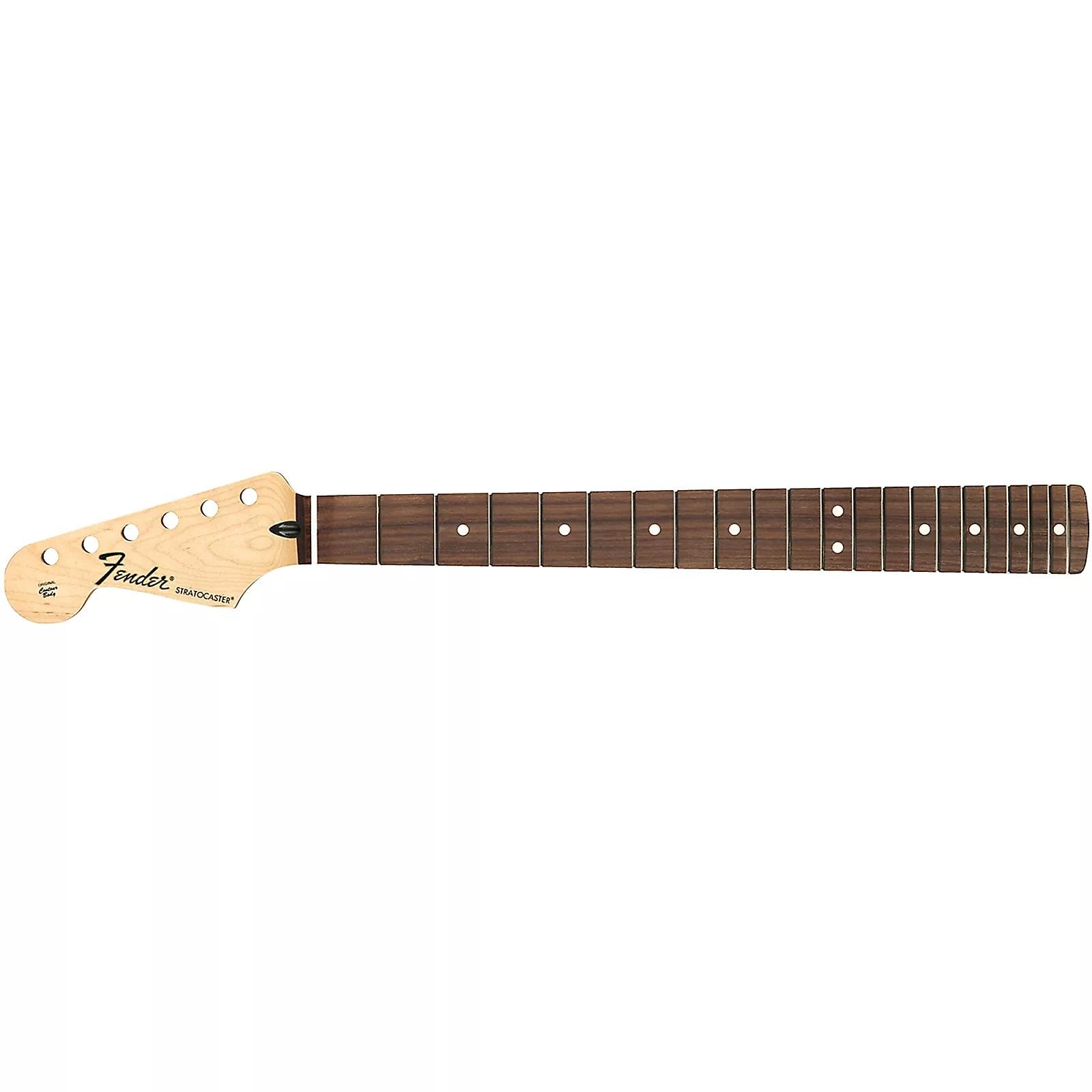 NEW LEFTY Fender Standard Stratocaster Strat NECK Pau Ferro 0994623921