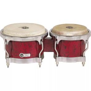 Latin Percussion LP1300-RLC Classic II Bongos