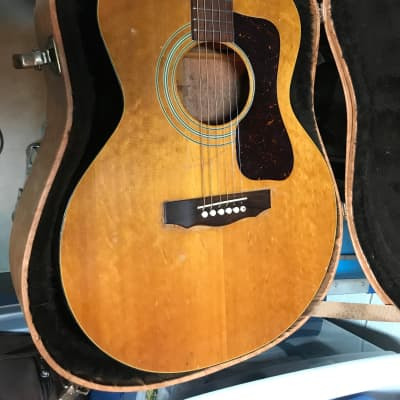 Guild  F-30  vintage USA 1975 *added video* for sale