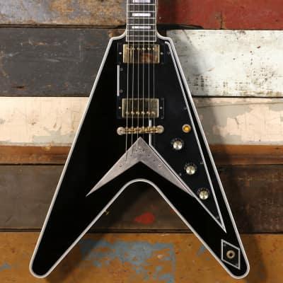 2011 Gibson Custom Shop Flying V Custom Oxblood