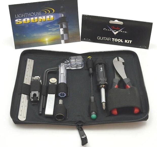 Guitar Tool Kit : new fender custom shop guitar tool kit by cruztools reverb ~ Hamham.info Haus und Dekorationen