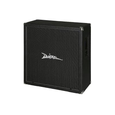 """Diezel 412-FK Front-Loaded 400-Watt 4x12"""" Guitar Speaker Cabinet"""