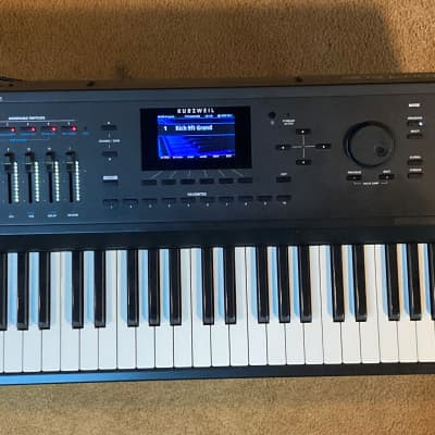 Kurzweil Forte 88 Weighted Hammer Action Stage Piano