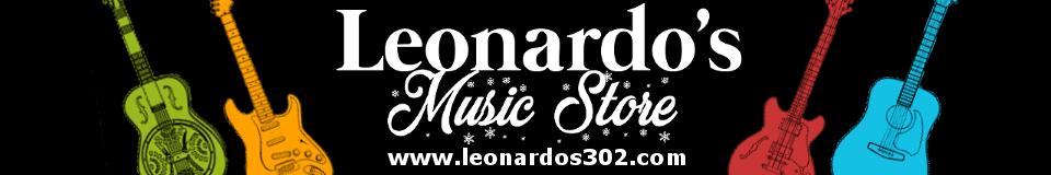 Leonardo's Music Store Guitar Center