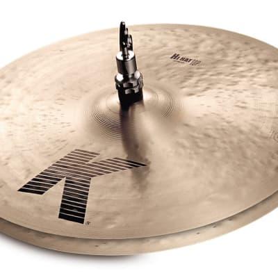 Zildjian 14 inch K Series HiHat Pair - K0823 - 642388110270