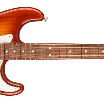 Fender American Pro Stratocaster HSS Shawbucker - Rosewood Fingerboard - Sienna Sunburst for sale