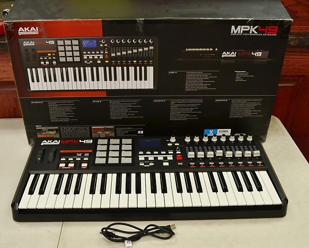 MPK49 MIDI TREIBER