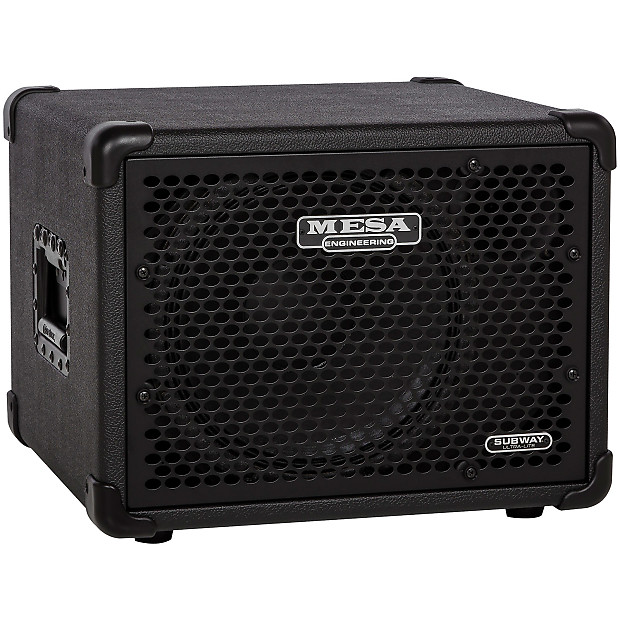 mesa boogie subway 1x12 bass cabinet the guitar store reverb. Black Bedroom Furniture Sets. Home Design Ideas