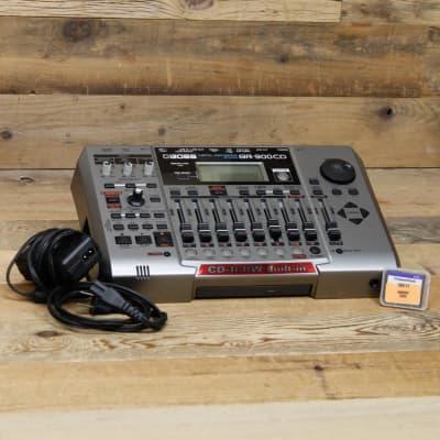 Boss BR-900CD Digital 8-Track Multitrack Recorder