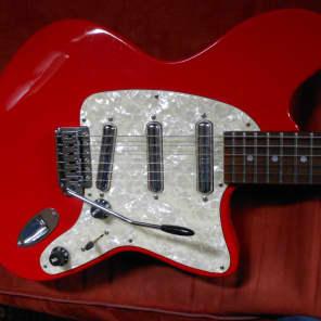 JB Player JBA-700 'Artist' 1999 Red for sale