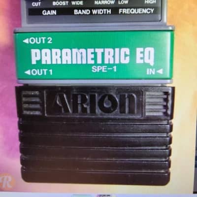 Arion SPE-1 Parametric EQ for sale