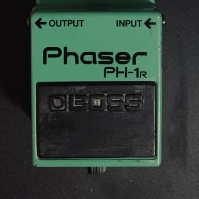 Boss PH-1R Phaser Super RARE Black Label - Made in Japan
